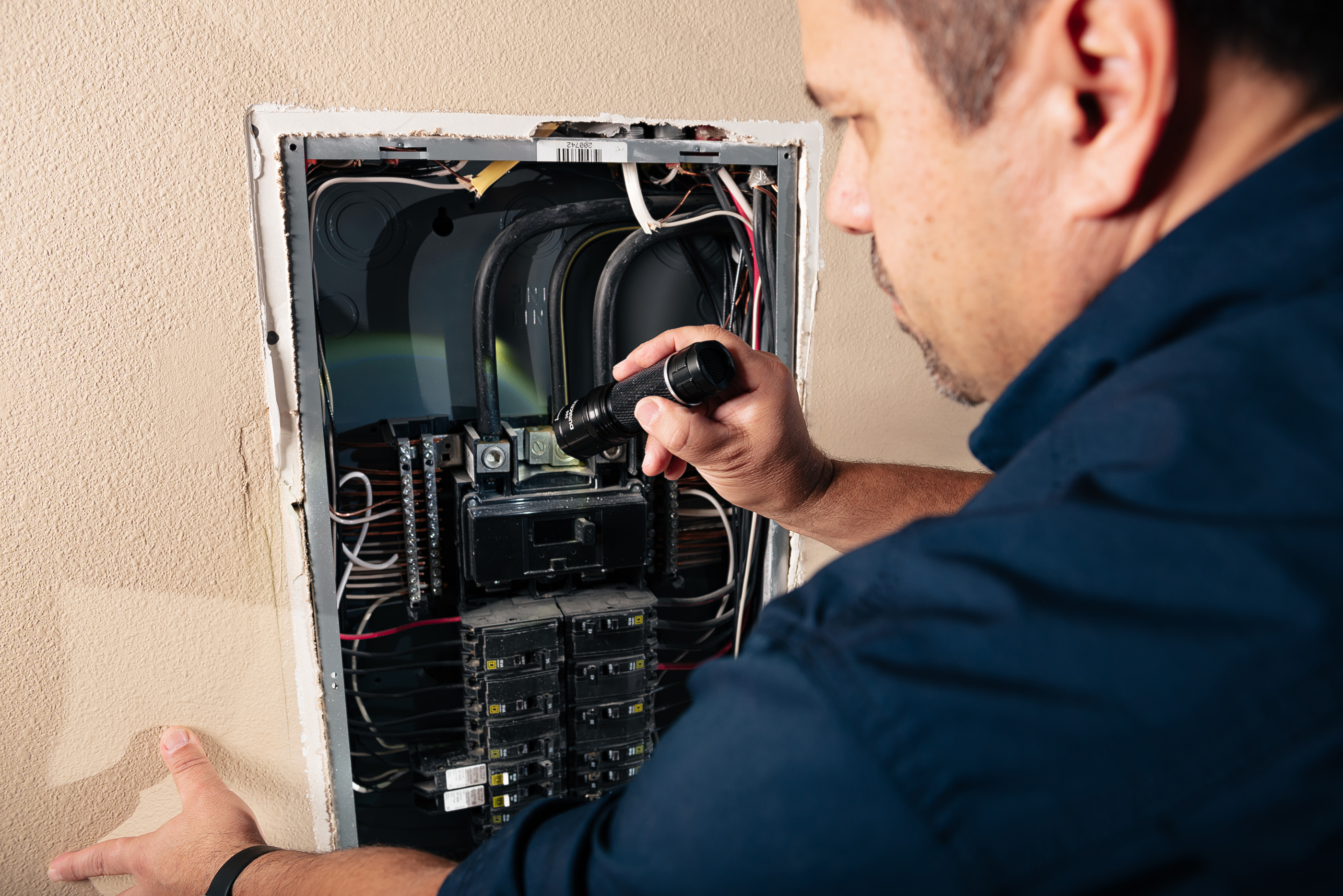 seller's home inspection electrical panel